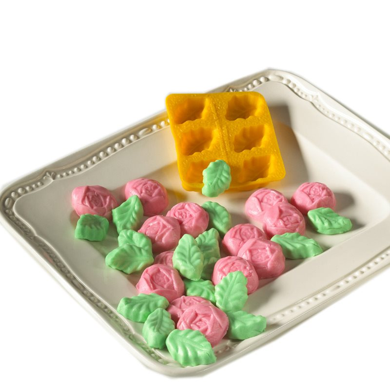 Flexible Mint Molds