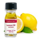 Lemon Oil, Natural 1 dram