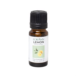 Lemon Oil, Natural
