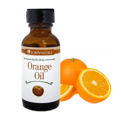 Orange Oil, Natural 1  oz.