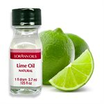 Lime Oil, Natural 1 dram