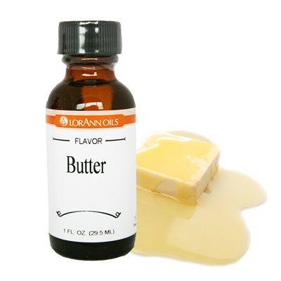Butter Flavor  1  oz.