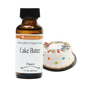 Cake Batter Flavor, White
