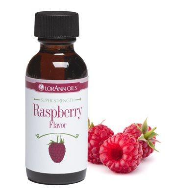 Raspberry Flavor  1  oz.