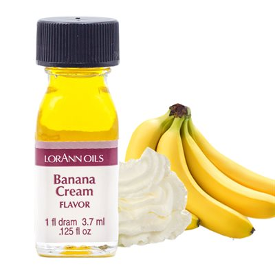 Banana Cream Flavor 1 dram