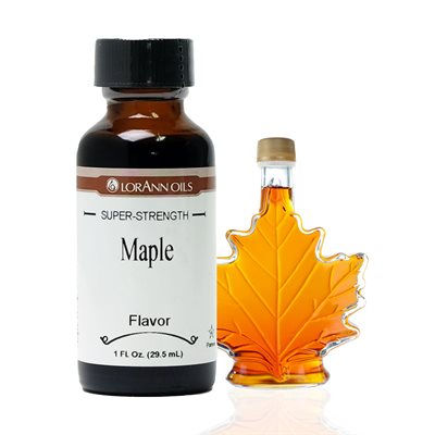 Maple Flavor  1  oz.