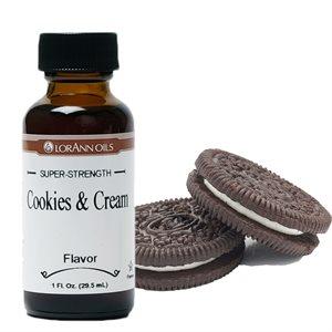 Cookies & Cream Flavor