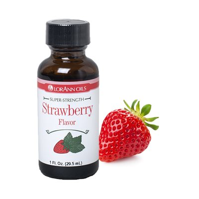 Strawberry Flavor 1 oz.