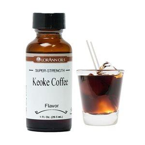 Coffee Flavor, Keoke Flavor (Kahlua-Type)