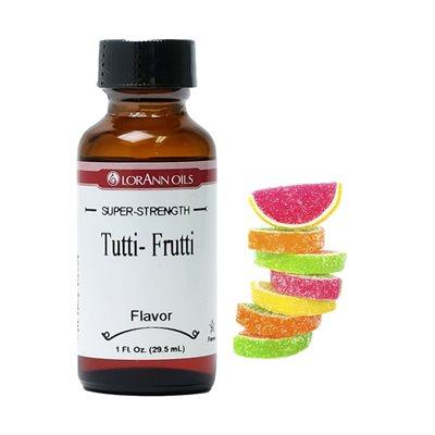Tutti Frutti Flavor 1 oz.