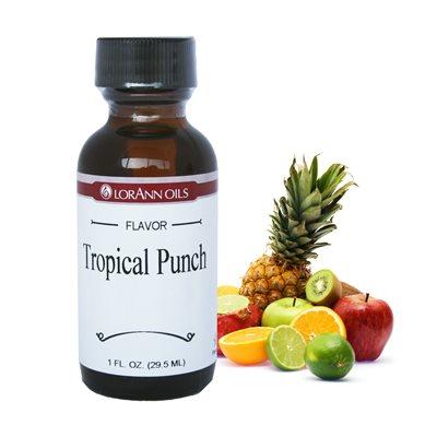Tropical Punch Flavor (Passion Fruit)  1  oz.