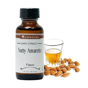 Amaretto Flavor, Nutty