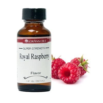 Royal Raspberry Flavor  1  oz.
