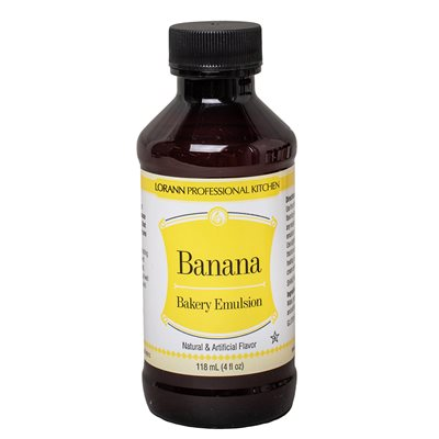 Banana, Bakery Emulsion 4 oz.