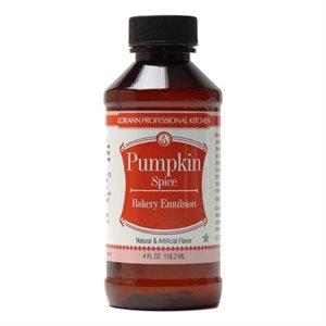 Pumpkin Spice, Bakery Emulsion