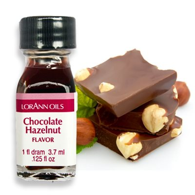 Chocolate Hazelnut Flavor  1 dram