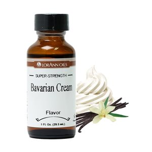 Bavarian Cream Flavor (Vanilla)