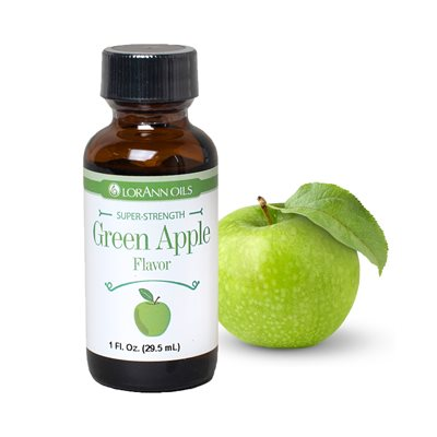 Green Apple Flavor 1 oz.