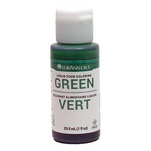 Green Liquid Food Color