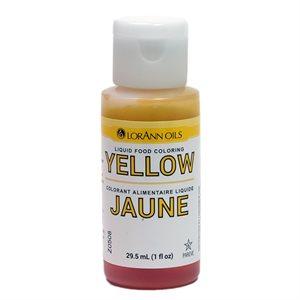 Yellow Liquid Food Color