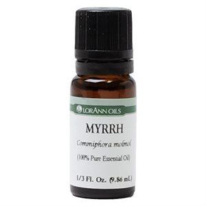 Myrrh Oil, Natural