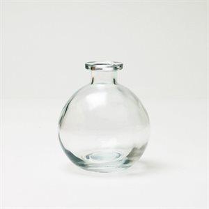 Round Glass Diffuser Bottle