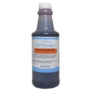 Fruity Cereal Milk, Flavor Fountain