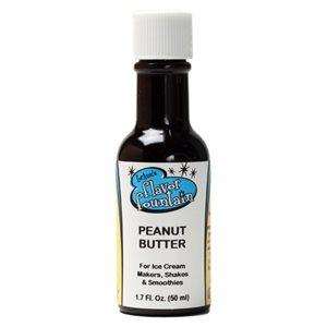 Texas Peanut Butter, Flavor Fountain