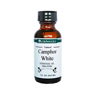 Camphor Oil (White), Natural
