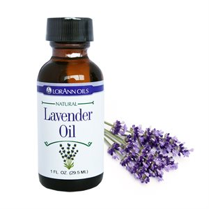 Lavender Oil, Natural