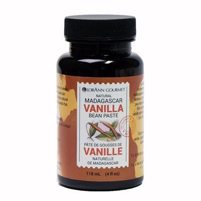 Madagascar Vanilla Bean Paste 2 oz.