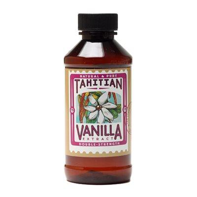 2-Fold Tahitian Vanilla Extract 4  oz.