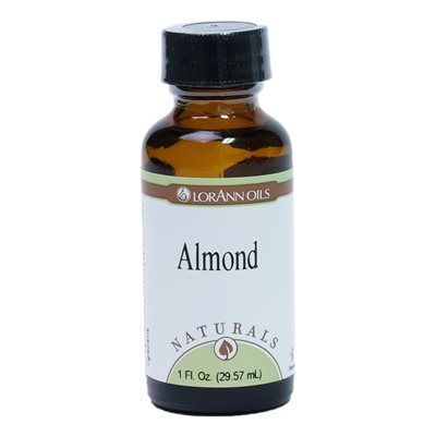 Almond, Natural 1 oz.
