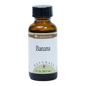 Banana Flavor, Natural