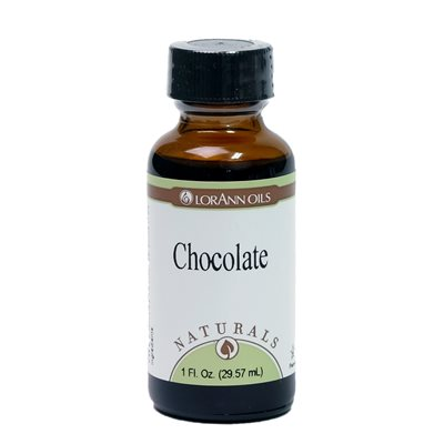 Chocolate, Natural 1 oz.