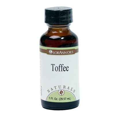 Toffee, Natural 1  oz.