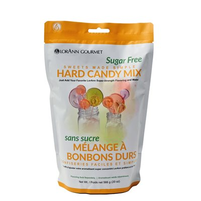 Sugar Free Hard Candy Mix each