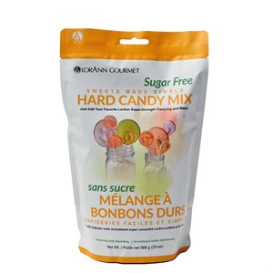 Sugar Free Hard Candy Mix