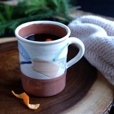 Chai Spiced Mulled Wine