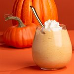 Quick Pumpkin Spice Mousse