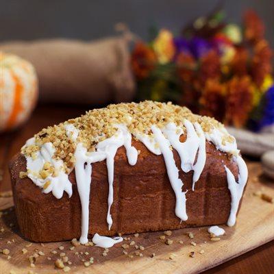 Bourbon Pumpkin Bread