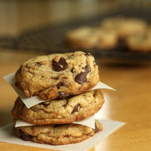 Chocolate Chip Cookies for Nutella Lovers