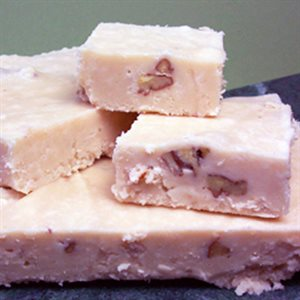 Maple-Nut Fudge