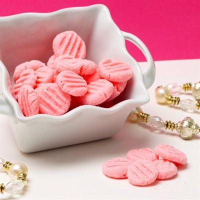 Creamy Holiday Mint Sparkles