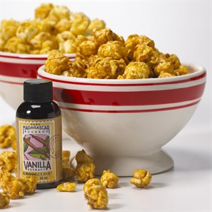 Crunchy Caramel Corn