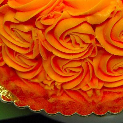 Ro Zinniger's Ultimate Citrus Pound Cake