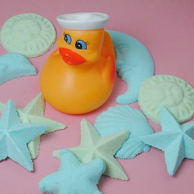 Scented Bath Fizzies